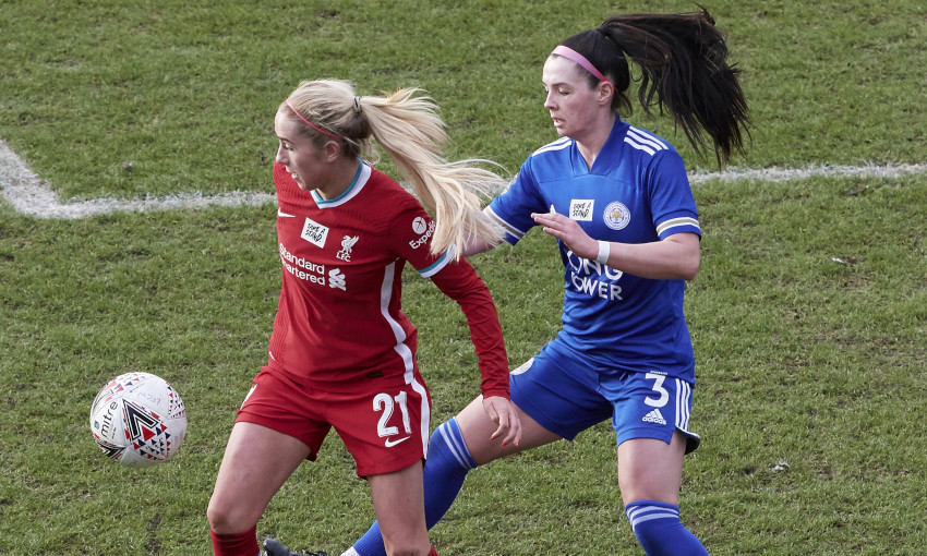 Liverpool FC Women v Leicester City - 17/1/2021