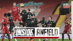 Inside Anfield: Liverpool 0-0 Manchester United