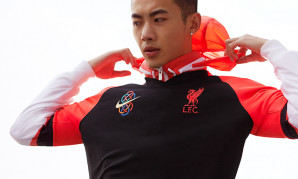 Nike Liverpool FC Chinese New Year top