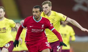 Liverpool v Burnley - 21/1/2021