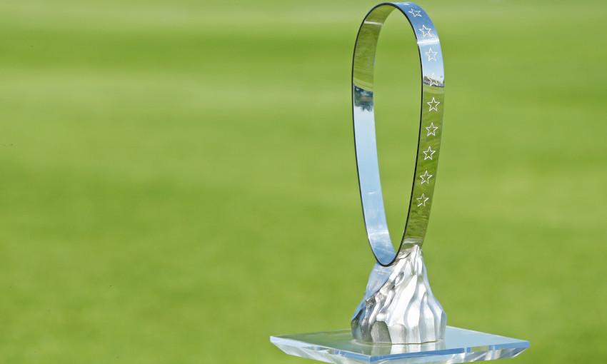 UEFA Youth League trophy