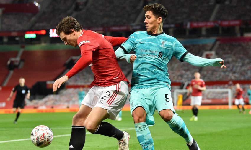 Manchester United v Liverpool - 24/1/2021