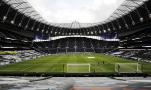 General view at Tottenham Hotspur