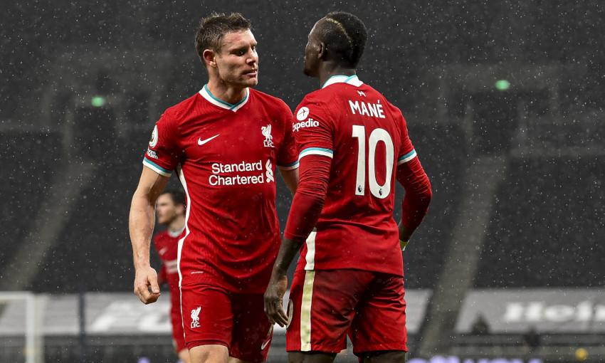 Tottenham Hotspur v Liverpool - 28/1/2021