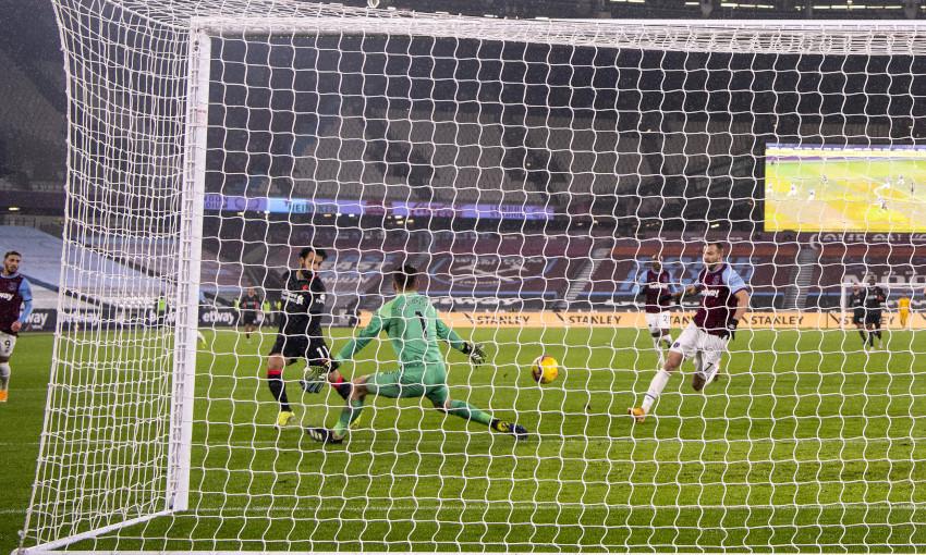 West Ham United v Liverpool - 31/1/2021