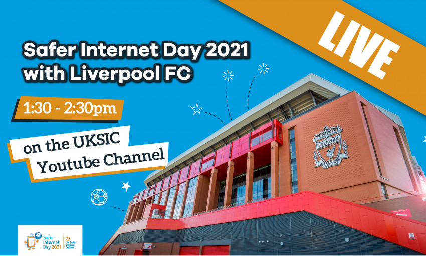 LFC supports Safer Internet Day