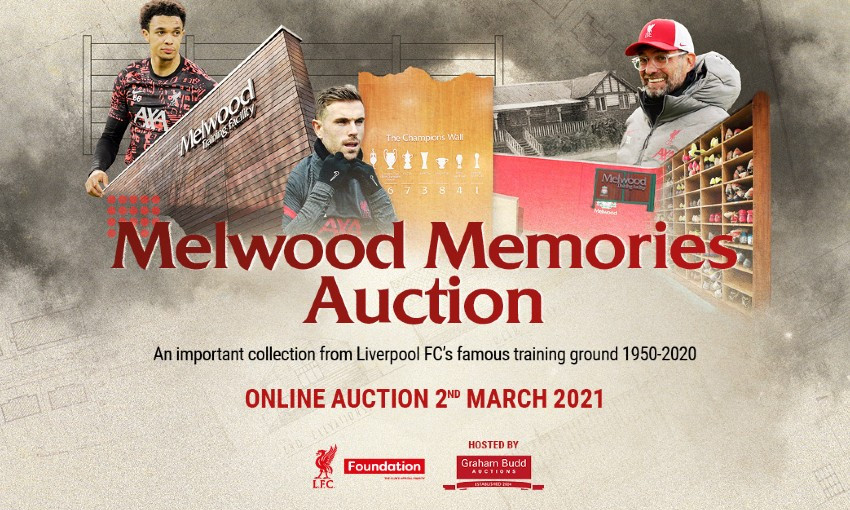 Melwood auction
