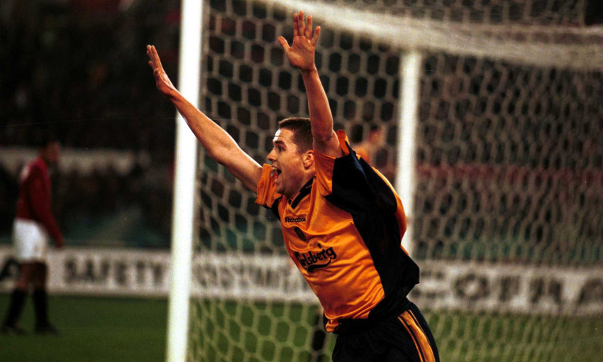 AS Roma v Liverpool - 2000-01 UEFA Cup