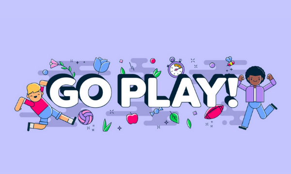 Go Play! Family fun sessions & activities