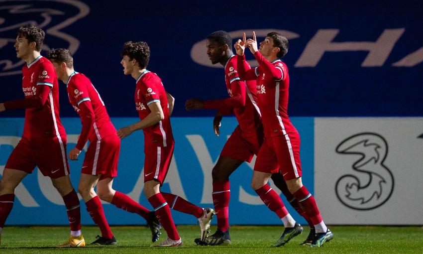 Liverpool U23s v Chelsea