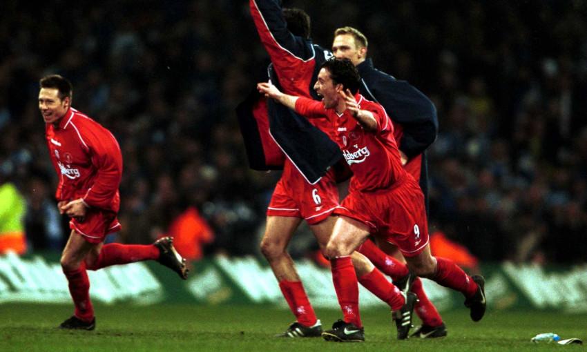 Liverpool v Birmingham City - 2001 League Cup final