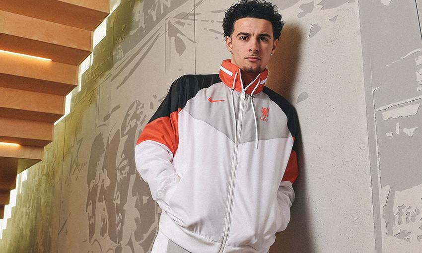 Curtis Jones x Nike Air Max collection