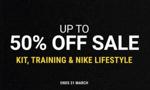 LFC Retail sale, 50 per cent off Nike kit