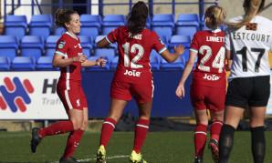 Liverpool FC Women v London Bees - 28/2/2021