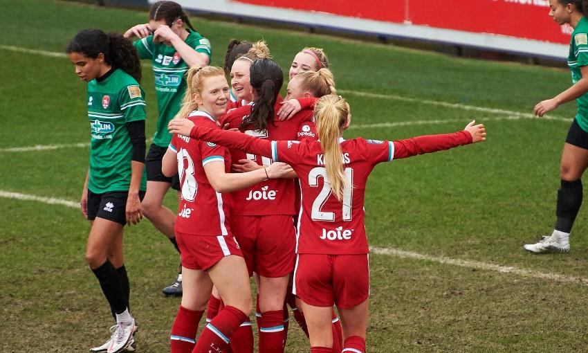 Liverpool FC Women v Coventry United