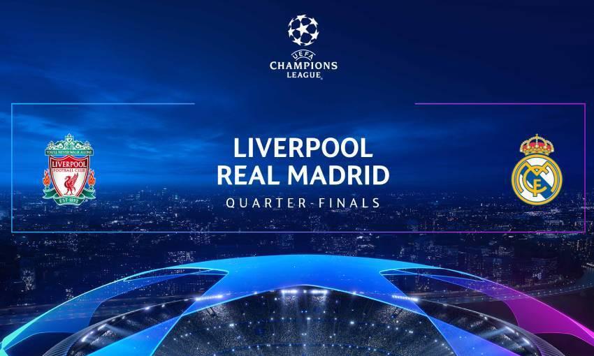 Liverpool V Real Madrid Champions League Fixture Details Liverpool Fc
