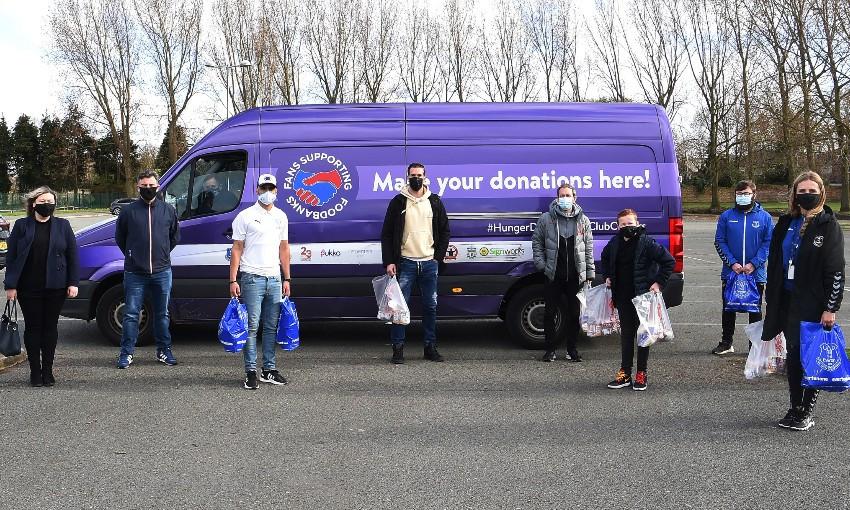 Football for Peace donation