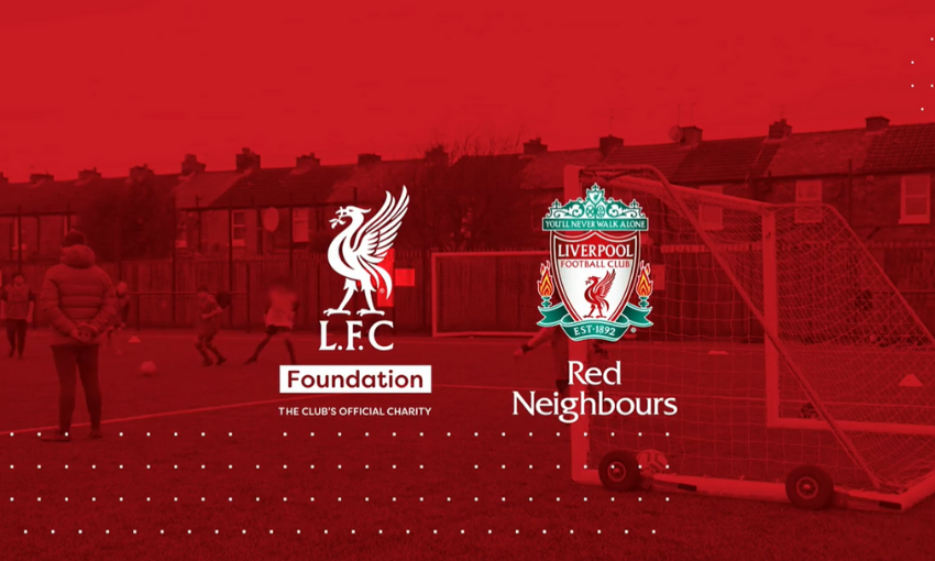 LFC Foundation & Red Neighbours are back