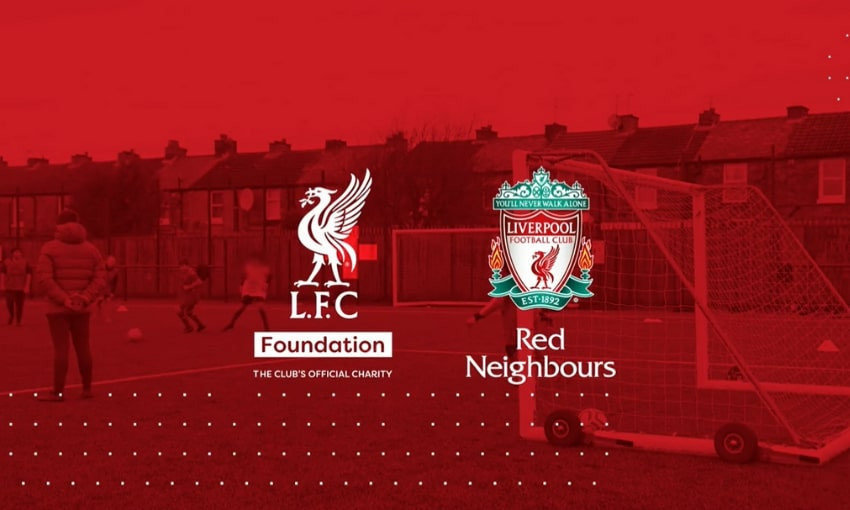 LFC Foundation and Red Neighbours