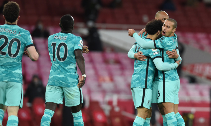 Arsenal v Liverpool - 3/4/2021