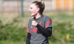 Training gallery: 25 photos from Friday's LFC Women session