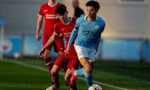 Match report: Liverpool U23s beaten late on by leaders Man City