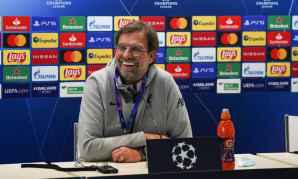 1pm BST: Watch Liverpool's pre-Real Madrid press conference