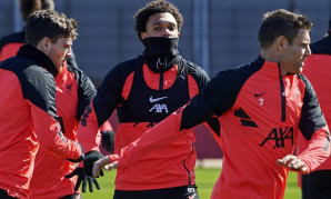Live from 4pm BST: Watch Reds in training ahead of Real Madrid tie
