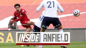 Inside Anfield: Liverpool 2-1 Aston Villa