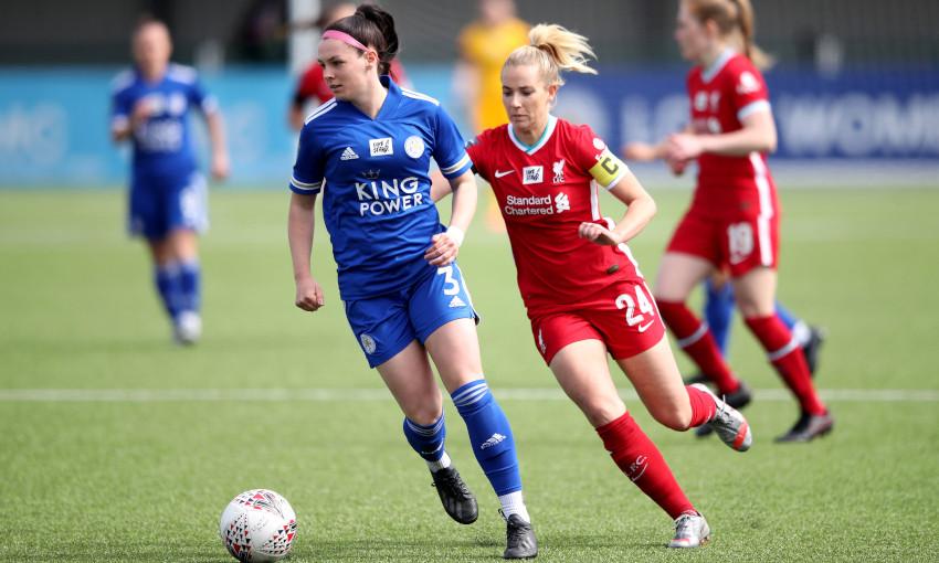 Leicester City Women v Liverpool FC Women - 18/4/2021