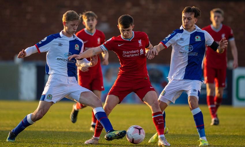 Blackburn v Liverpool U23s