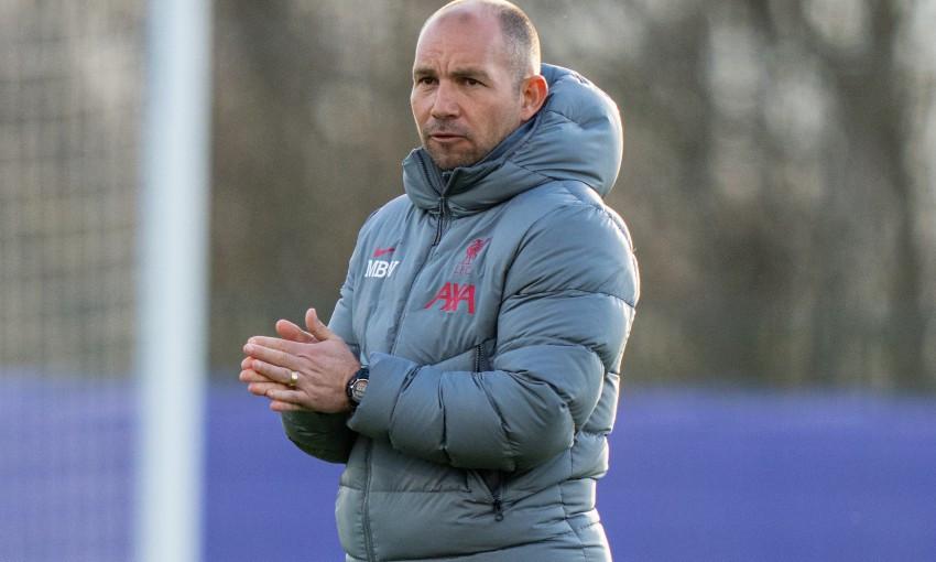 Marc Bridge-Wilkinson, Liverpool FC U18s coach