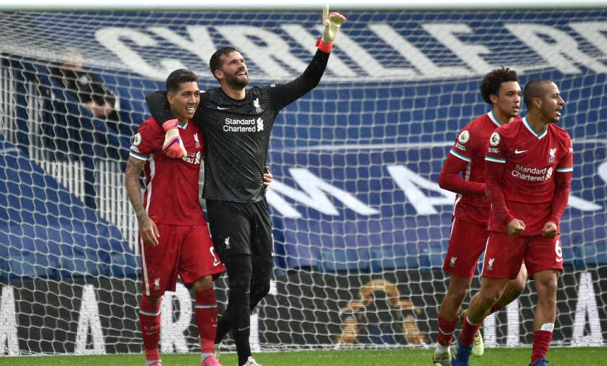 Alisson Becker: That goal was for my family and teammates