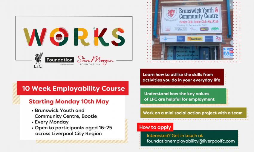 SMF Works Employability Programme