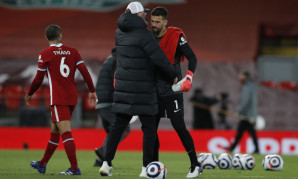 Liverpool v Southampton - 8/5/2021