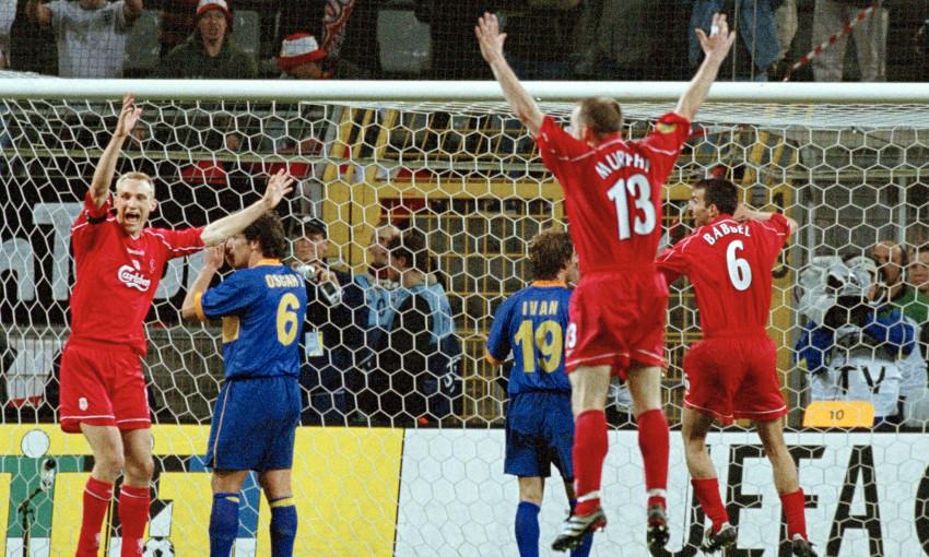 Treble memories: The 'bizarre' night the Reds weren't sure they had won