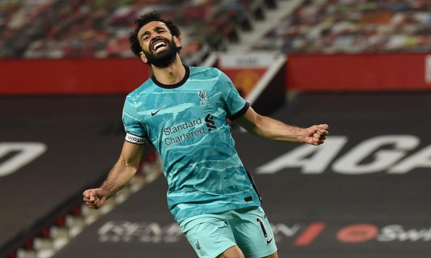 Manchester United v Liverpool - 13/5/2021
