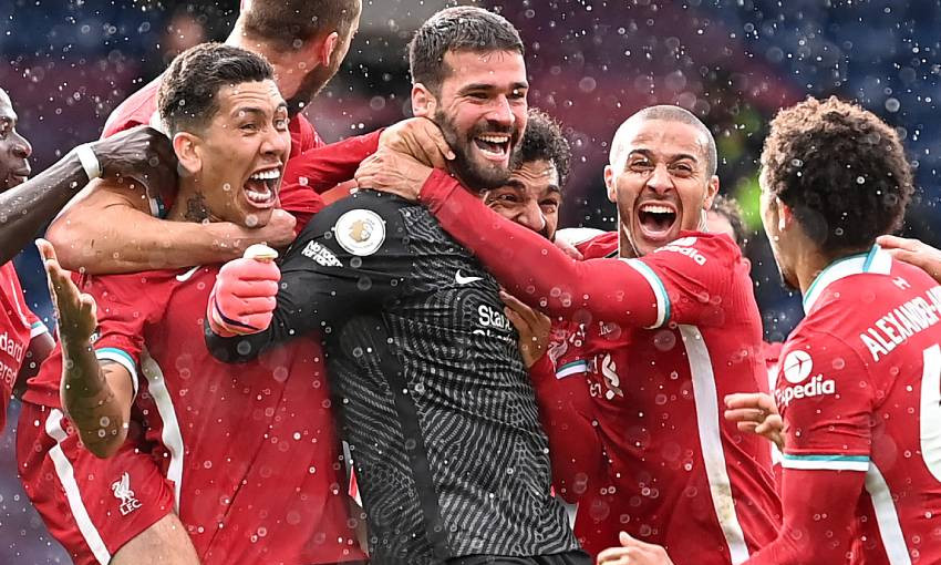 Alisson Becker: That goal was for my family and teammates - Liverpool FC