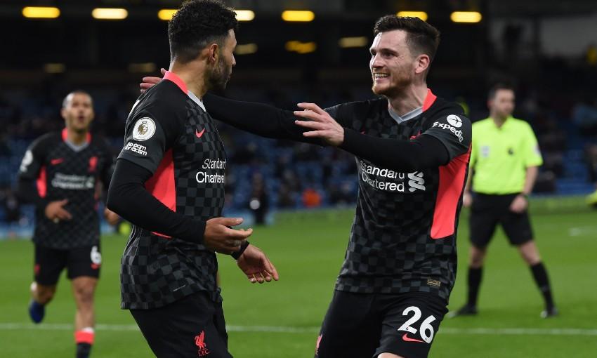 Burnley 0-3 Liverpool, Premier League