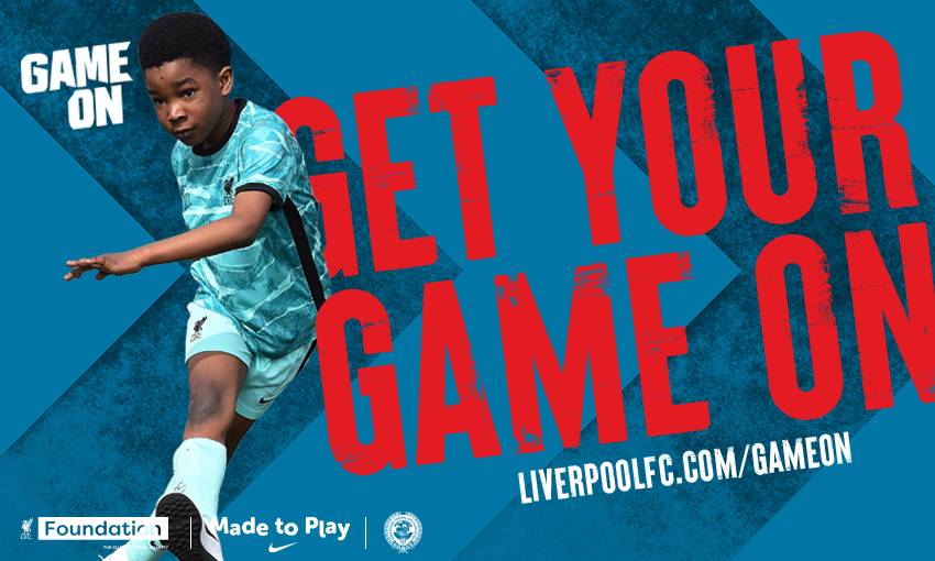 Game On launched by LFC Foundation and Nike