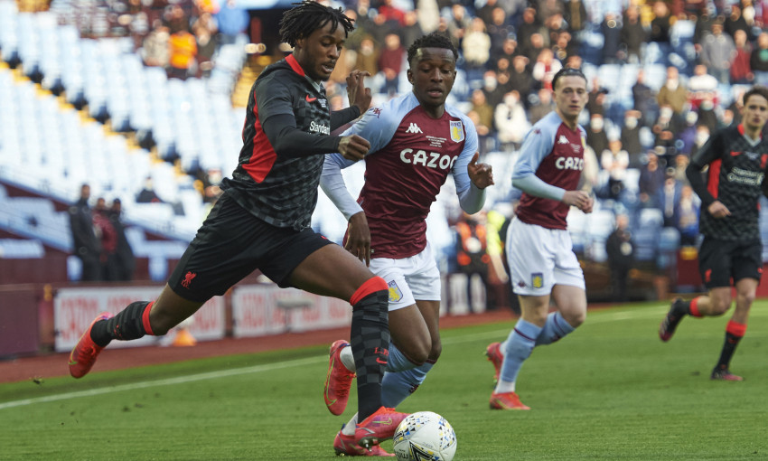 FA Youth Cup final - 24/5/2021