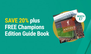 Anfield tour offer