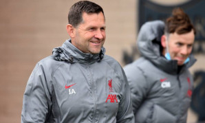 'Every day is enjoyable' - John Achterberg's decade with LFC first team