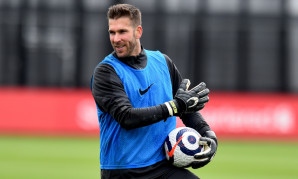 Adrian interview | New deal, goalie competition and 2021-22 targets