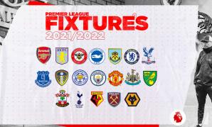Liverpool's Premier League fixture list revealed