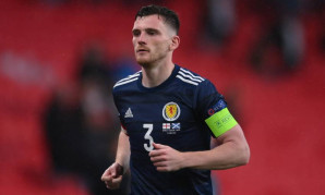 Euro 2020: Andy Robertson's Scotland draw with England