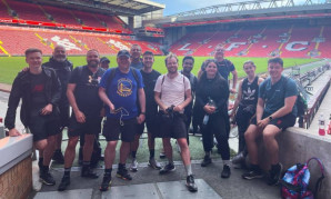 Anfield Wrap's mammoth charity walk helps LFC Mumbai raise vital funds