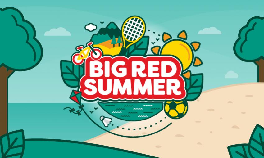 Big Red Summer