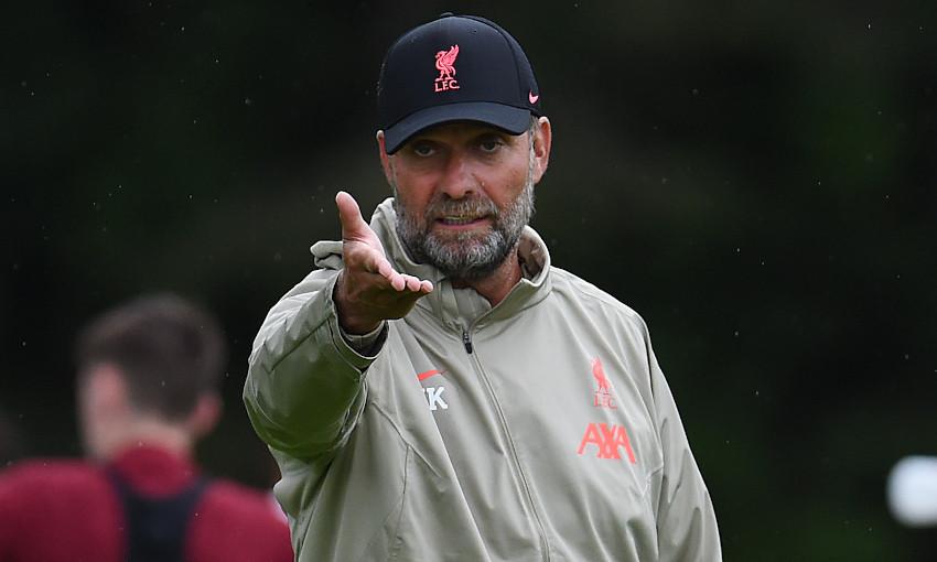 Jürgen Klopp interview   A week of work, team quiz and making the next  steps - Liverpool FC