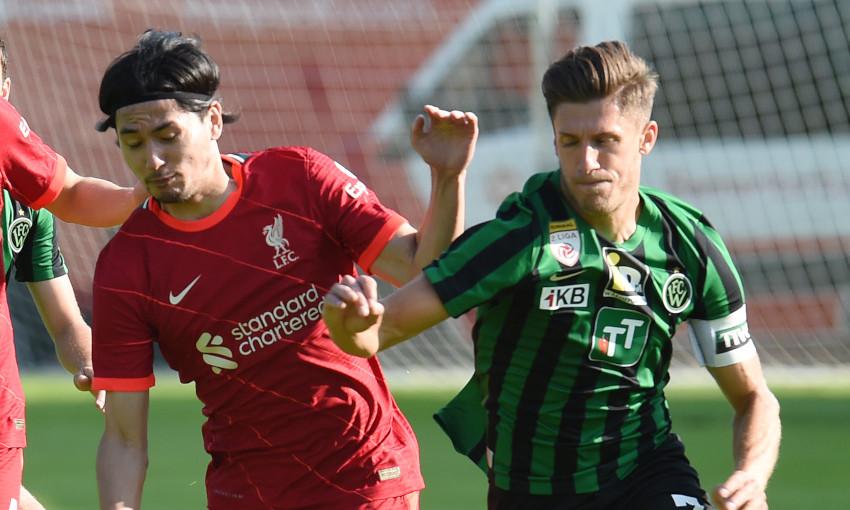 Liverpool v Wacker Innsbruck - 20/7/2021